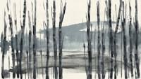 Fluid Treeline I Fine Art Print