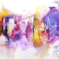 Electro II Fine Art Print