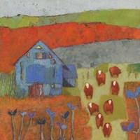Dillwyn Barn Fine Art Print