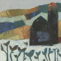 Wyandotte Barn I Fine Art Print