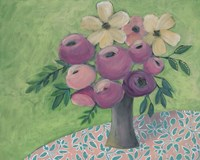 Sunny Bouquet II Fine Art Print