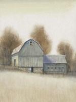 Barn Side I Fine Art Print