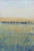 Open Meadow View II Fine Art Print