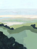Halcyon Overlook I Fine Art Print