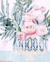 Bleached Bouquet II Framed Print