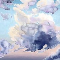 Covered Clouds I Fine Art Print