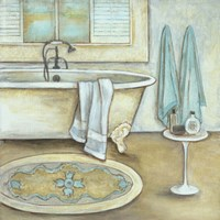 Soft Bath II Fine Art Print