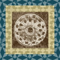 Squared Circle III Fine Art Print