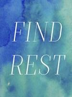 Finding Rest II Fine Art Print