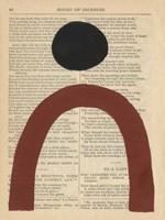 Modern Prose VI Fine Art Print