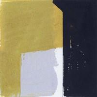 Black & Yellow I Fine Art Print