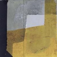 Black & Yellow III Fine Art Print