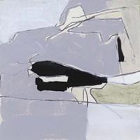 Grey Landscape I Fine Art Print