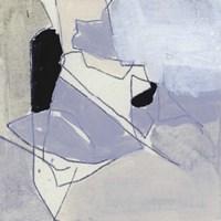 Grey Landscape III Fine Art Print
