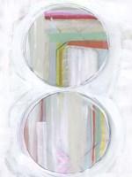 Art in Whites V Fine Art Print