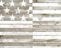 Americana Flag Fine Art Print
