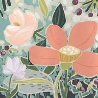 Garden Confetti I Fine Art Print