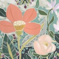 Garden Confetti II Fine Art Print