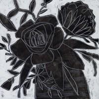 Chalkboard Garden II Fine Art Print