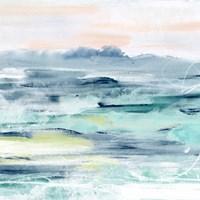 Beach Tides II Fine Art Print