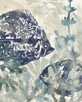 Seafloor Fresco II Fine Art Print