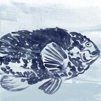 Ocean Study VII Fine Art Print