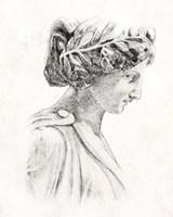 Greek Statue I Fine Art Print