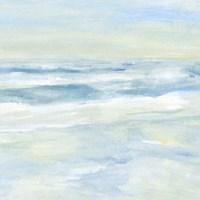 Calming Seas II Framed Print