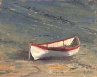 Beached Boat II Fine Art Print