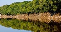 Sailing on the Tombigbee Waterway in Alabama Fine Art Print