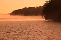 Alabama, Florence Lake Wilson, Morning Mist Fine Art Print