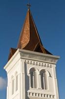 First United Methodist Church, Huntsville, Alabama Fine Art Print