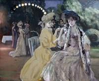 Courtesans, 1903 Fine Art Print