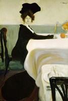 Dinner, 1902 Fine Art Print