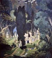 Elysium, 1906 Fine Art Print
