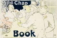 Irish and American Bar, Rue Royale, 1896 Fine Art Print