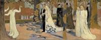Wedding Procession, c1892-c1893 Fine Art Print