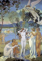 The Story of Psyche, 1908 Fine Art Print