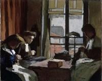 Milliners, 1901-1902 Fine Art Print