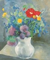 Flowers, 1925 Fine Art Print