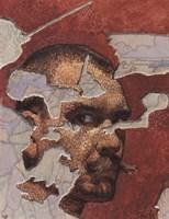 Self-Portrait as Fresco, 1894 Fine Art Print