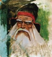 Vainamoinen, 1895 Fine Art Print
