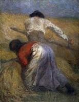 The Harvest, 19th century Fine Art Print