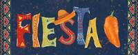 Tex Mex Fiesta VII Dark Fine Art Print