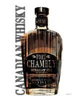 Canadian Whisky Fine Art Print