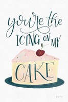 Icing On My Cake Fine Art Print