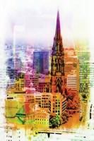 Hamburg IV Fine Art Print