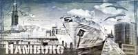 Hamburg VI Fine Art Print