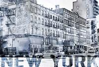 New York IV Fine Art Print