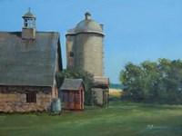Ingwerson Barn Fine Art Print